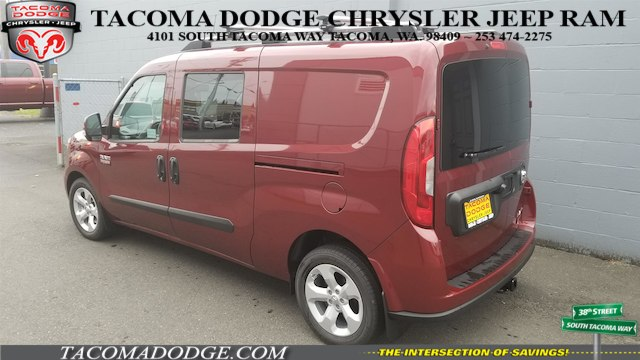 2017 ProMaster City Cargo Van #R170598 - photo 2