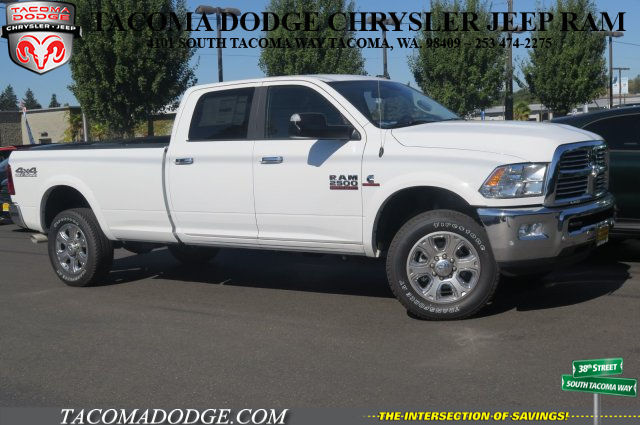 2017 Ram 2500 Crew Cab 4x4 Pickup #R170603 - photo 1