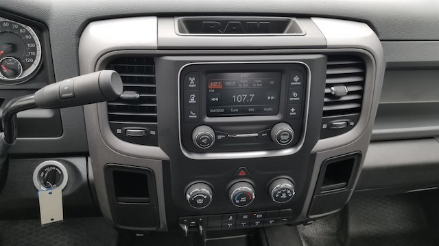 2017 Ram 5500 Regular Cab DRW 4x4,  Harbor Standard Contractor Body #R170630 - photo 10