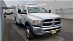 2017 Ram 5500 Regular Cab DRW 4x4,  Harbor Standard Contractor Body #R170630 - photo 1