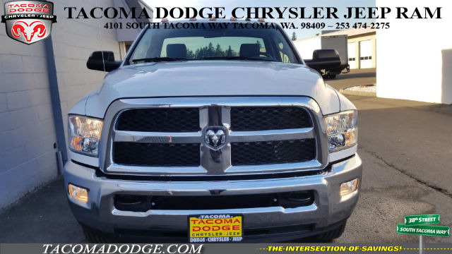 2017 Ram 3500 Regular Cab DRW 4x4 Cab Chassis #R170642 - photo 7