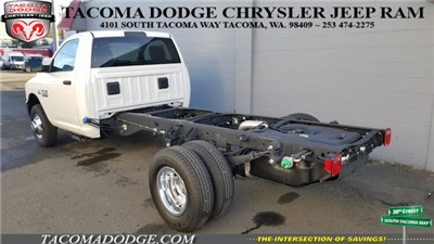2017 Ram 3500 Regular Cab DRW 4x4 Cab Chassis #R170642 - photo 2