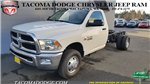 2017 Ram 3500 Regular Cab DRW 4x4 Cab Chassis #R170642 - photo 1