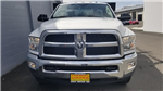 2017 Ram 3500 Regular Cab DRW 4x4,  Harbor Black Boss Flatbed Platform Body #R170642 - photo 7