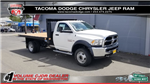 2017 Ram 4500 Regular Cab DRW 4x4,  Knapheide Platform Body #R170677 - photo 1