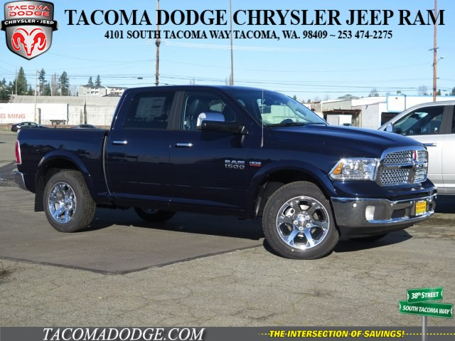 2018 Ram 1500 Crew Cab 4x4 Pickup #R180021 - photo 1