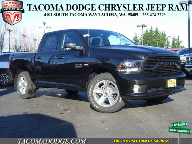 2018 Ram 1500 Crew Cab 4x4 Pickup #R180027 - photo 1