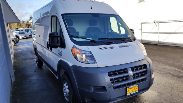 2018 ProMaster 3500 High Roof, Cargo Van #R180041 - photo 9