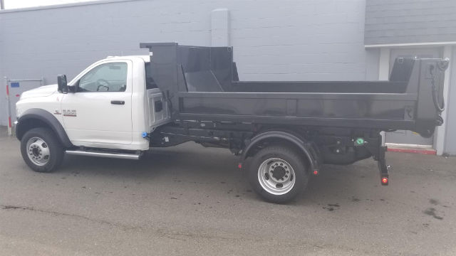 2018 Ram 5500 Regular Cab DRW 4x4, Switch N Go Dump Body #R180051 - photo 3