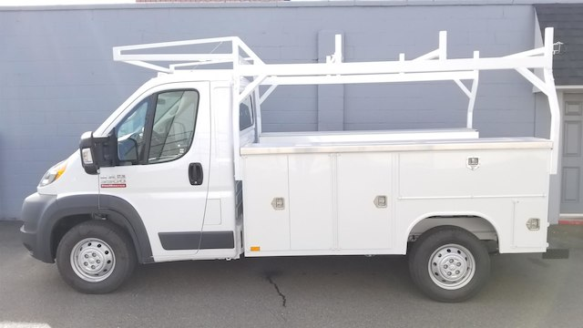 2018 ProMaster 3500 Standard Roof FWD,  Harbor TradeMaster Service Body #R180058 - photo 4