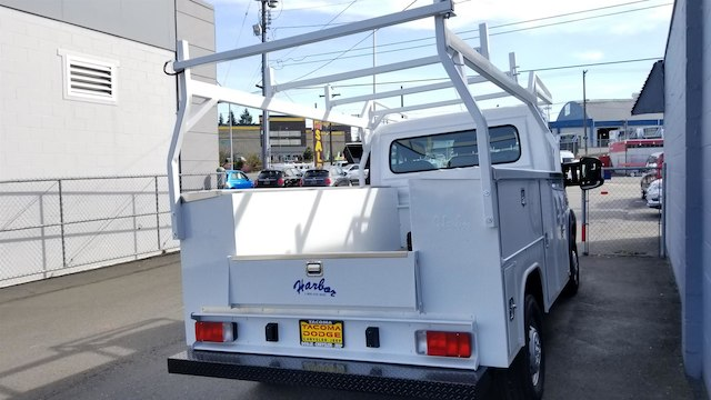 2018 ProMaster 3500 Standard Roof FWD,  Harbor TradeMaster Service Body #R180058 - photo 2