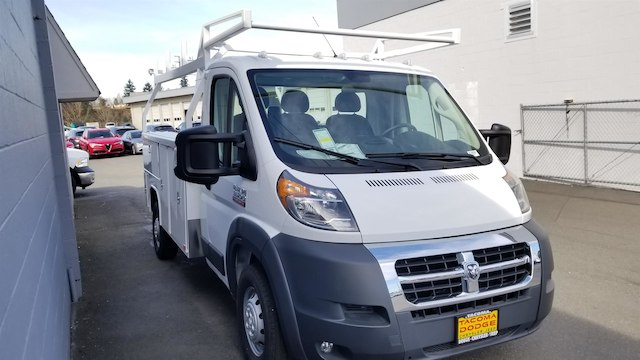 2018 ProMaster 3500 Standard Roof FWD,  Harbor Service Body #R180058 - photo 7
