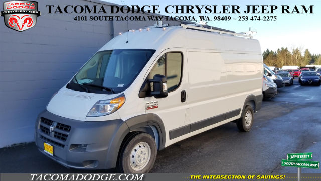 2018 ProMaster 3500, Adrian Steel General Service Cargo Van Upfit #R180075 - photo 1