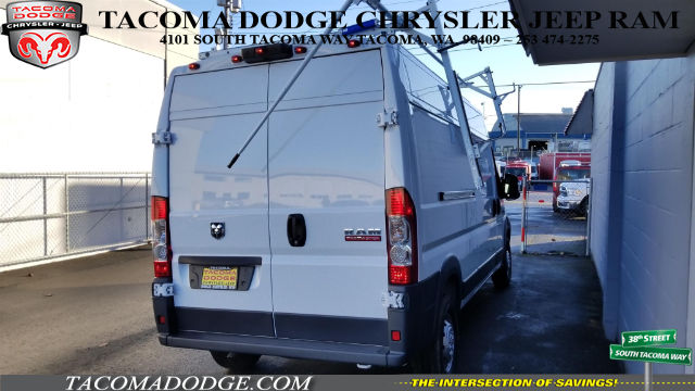 2018 ProMaster 3500, Adrian Steel General Service Cargo Van Upfit #R180075 - photo 8
