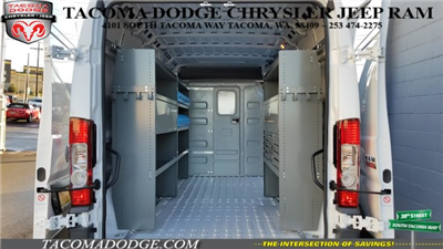 2018 ProMaster 3500, Adrian Steel General Service Cargo Van Upfit #R180075 - photo 2