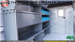 2018 ProMaster 3500, Adrian Steel General Service Cargo Van Upfit #R180075 - photo 9