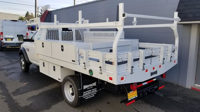 2018 Ram 5500 Regular Cab DRW 4x2,  Knapheide Contractor Body #R180079 - photo 3