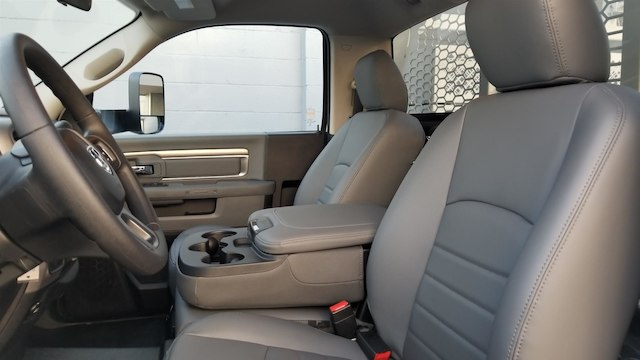 2018 Ram 5500 Regular Cab DRW 4x2,  Knapheide Contractor Body #R180079 - photo 8