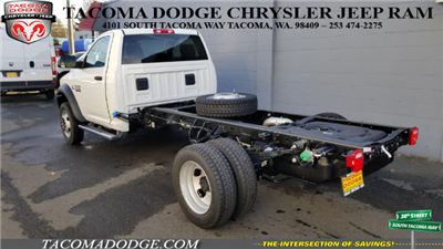 2018 Ram 5500 Regular Cab DRW 4x4 Cab Chassis #R180088 - photo 2