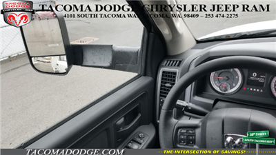 2018 Ram 5500 Crew Cab DRW 4x4, Harbor Standard Contractor Contractor Body #R180094 - photo 11