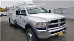 2018 Ram 5500 Crew Cab DRW 4x4,  Harbor Standard Contractor Contractor Body #R180094 - photo 7