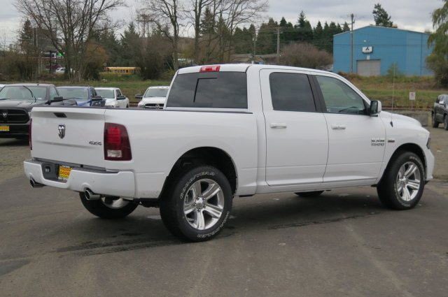 2018 Ram 1500 Crew Cab 4x4, Pickup #R180098 - photo 2