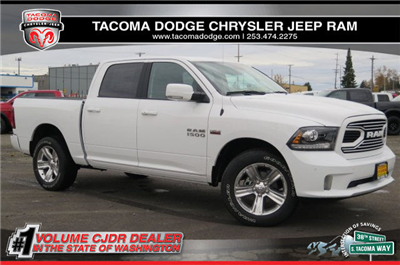 2018 Ram 1500 Crew Cab 4x4, Pickup #R180098 - photo 1