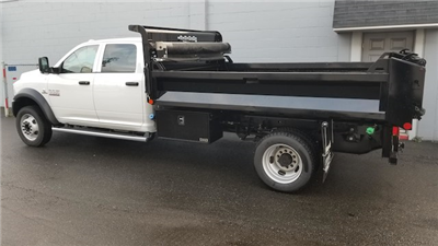 2018 Ram 5500 Crew Cab DRW 4x4, Knapheide Drop Side Dump Bodies Dump Body #R180101 - photo 3