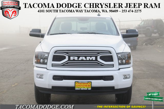 2018 Ram 2500 Crew Cab 4x4, Pickup #R180108 - photo 4
