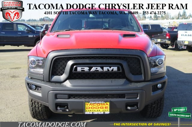 2018 Ram 1500 Crew Cab 4x4, Pickup #R180128 - photo 3