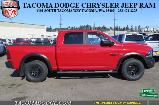 2018 Ram 1500 Crew Cab 4x4, Pickup #R180128 - photo 5