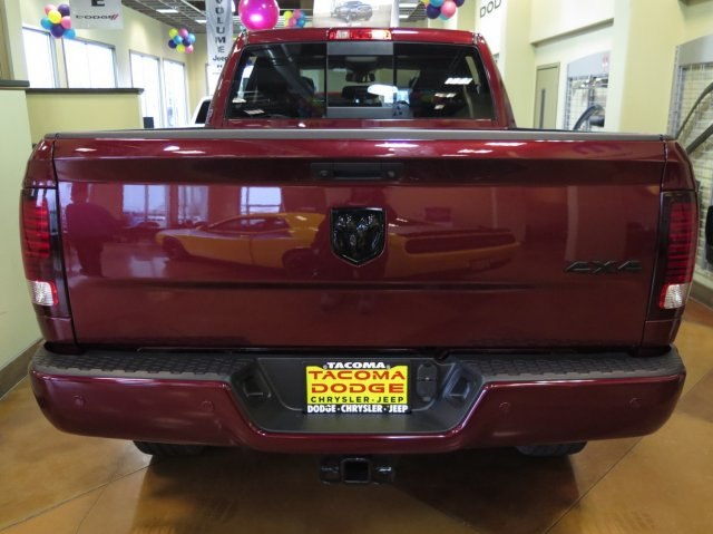 2018 Ram 2500 Crew Cab 4x4, Pickup #R180160 - photo 2
