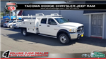 2018 Ram 5500 Crew Cab DRW 4x4,  Knapheide Contractor Bodies Contractor Body #R180175 - photo 1