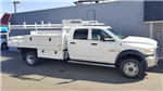 2018 Ram 5500 Crew Cab DRW 4x4,  Knapheide Contractor Bodies Contractor Body #R180175 - photo 6