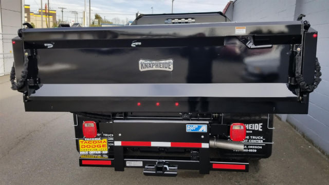 2018 Ram 5500 Regular Cab DRW 4x4, Knapheide Drop Side Dump Bodies Dump Body #R180176 - photo 5