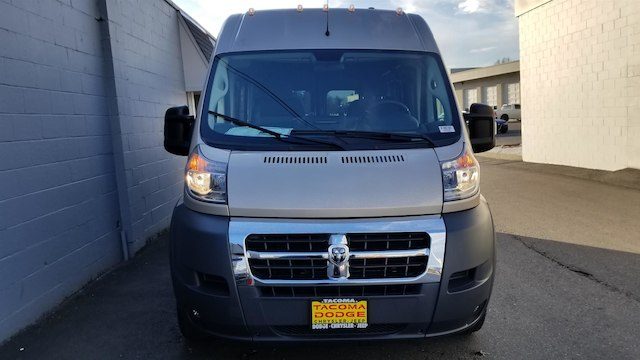 2018 ProMaster 3500 High Roof, Cargo Van #R180193 - photo 8
