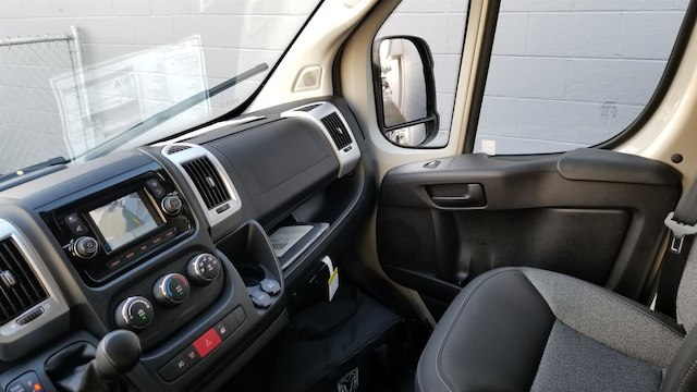 2018 ProMaster 3500 High Roof, Cargo Van #R180193 - photo 14