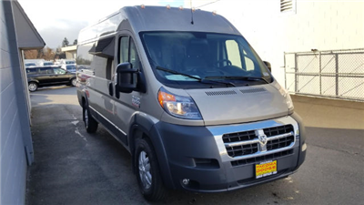 2018 ProMaster 3500 High Roof, Cargo Van #R180193 - photo 7