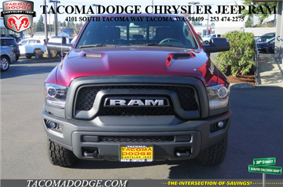 2018 Ram 1500 Crew Cab 4x4, Pickup #R180215 - photo 3