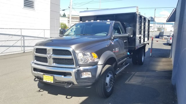 2018 Ram 4500HD Tradesman 84 CA #R180231 - photo 1