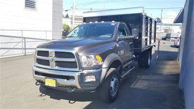 2018 Ram 4500 Regular Cab DRW 4x2,  The Fab Shop Landscape Dump #R180231 - photo 5