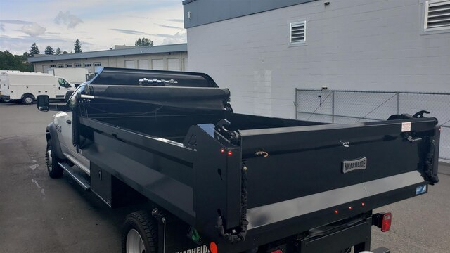 2018 Ram 5500 Crew Cab DRW 4x4, Knapheide Dump Body #R180240 - photo 5