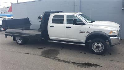 2018 Ram 5500 Crew Cab DRW 4x4, Knapheide Drop Side Dump Bodies Dump Body #R180240 - photo 10