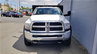 2018 Ram 5500 Regular Cab DRW 4x4,  Knapheide Value-Master X Platform Body #R180250 - photo 4
