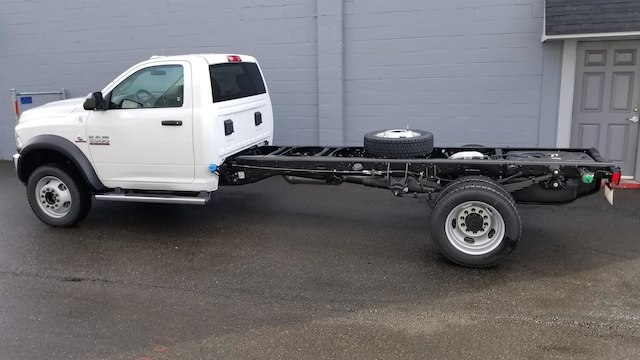 2018 Ram 5500 Regular Cab DRW 4x4,  Cab Chassis #R180261 - photo 4