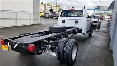 2018 Ram 5500 Regular Cab DRW 4x4,  Cab Chassis #R180261 - photo 2