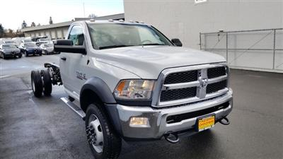 2018 Ram 5500 Regular Cab DRW 4x4,  Cab Chassis #R180261 - photo 1