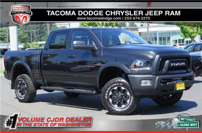 2018 Ram 2500 Crew Cab 4x4,  Pickup #R180262 - photo 1