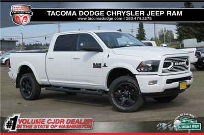 2018 Ram 2500 Crew Cab 4x4,  Pickup #R180271 - photo 1