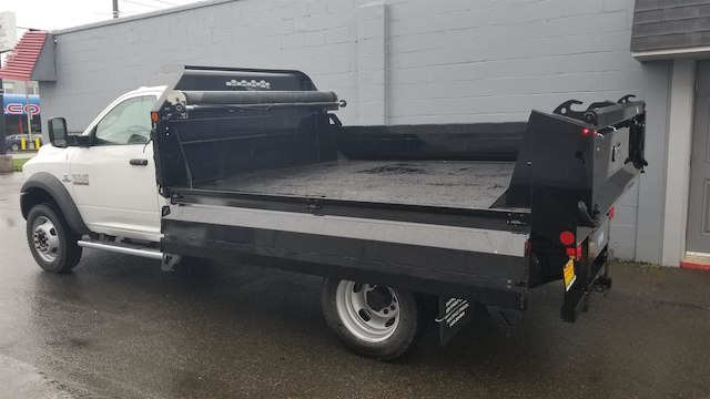 2018 Ram 5500 Regular Cab DRW 4x4, Knapheide Drop Side Dump Bodies Dump Body #R180273 - photo 6